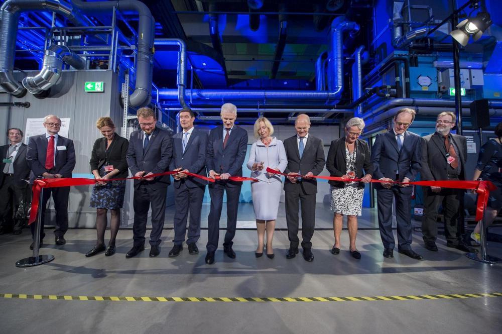 XFEL: Video: International X-ray laser European XFEL inaugurated