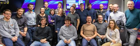 Nov. 2019: One year of user operation at SQS!