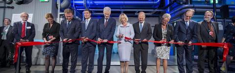 European XFEL inaugurated
